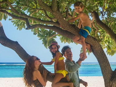 Vacances en famille au Morne