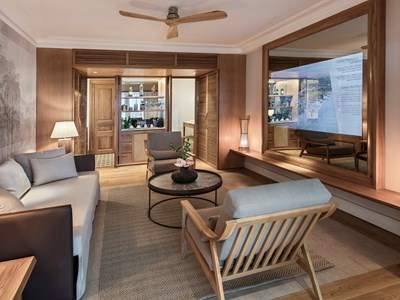 Sea View Family Suite