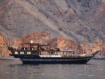 Circuits au Sultanat d'Oman