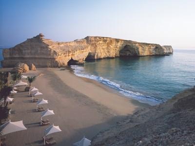 Séjours plage au Sultanat d'Oman