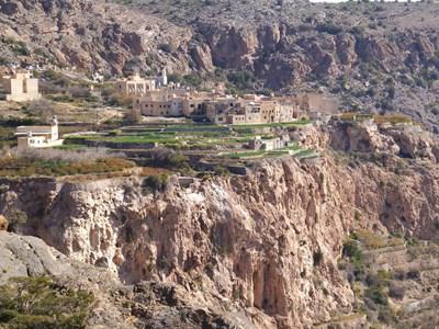 Désert et montagne au Sultanat d'Oman