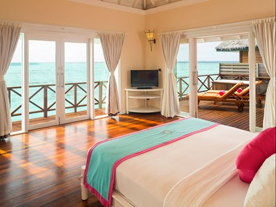 Sunset Reef Villa