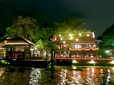 Restaurant Supatra River House