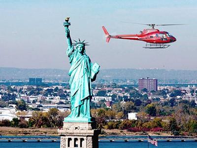 Survol de New York en hélicoptère (20min)