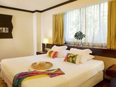 Premium Ocean View Suite de l'hôtel Tahiti Pearl en Polynésie