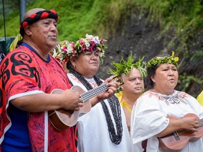 Séjour à Tahiti