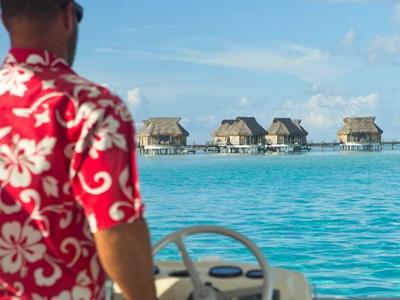 Circuits faisant étape à Tahiti