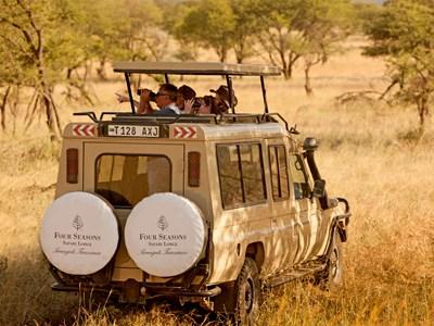 Safari à Zanzibar