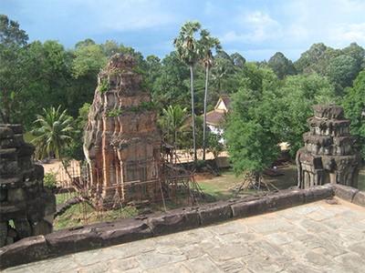 Temples de Roluos