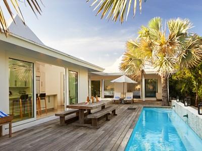 Oceanfront Three Bedroom Villa