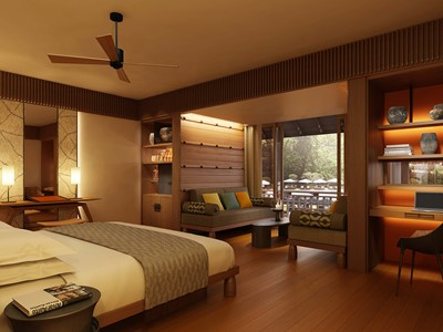 Canopy Premium de l'hôtel The Datai Langkawi