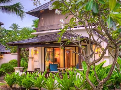 Ocean Deluxe Villa du Layana Resort and Spa à Koh Lanta