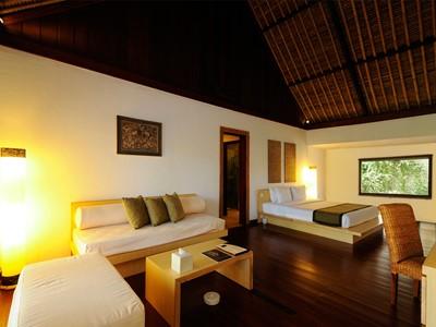Monsoon Deluxe de l'hôtel The Menjangan à Bali