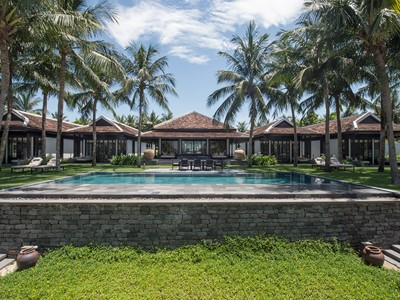 Four-Bedroom Pool Villa
