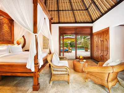 Luxury Garden View Villa with Private Pool de l'Oberoi Bali