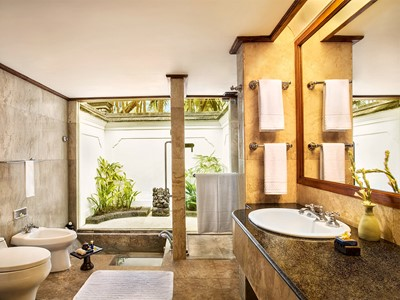 Luxury Ocean View Villa with Private Pool de l'Oberoi Bali