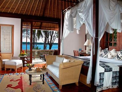 Royal Ocean View Villa with Private Pool de l'Oberoi Lombok
