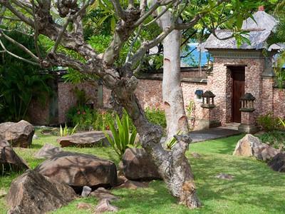 Luxury Villa Garden View de l'Oberoi Lombok