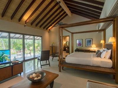 Sunrise Deluxe Beach Pool Villa