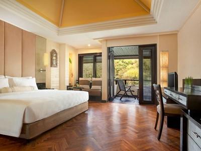 Deluxe Room du Royal Beach Seminyak Bali