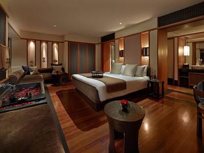 Studio Suite de l'hôtel The Setai, à Miami