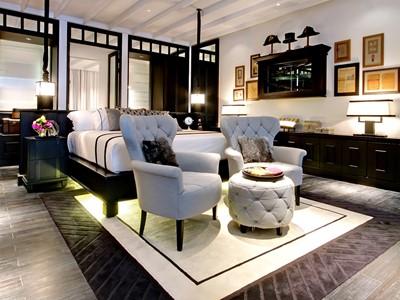 Siam Suite de l'hôtel The Siam à Bangkok
