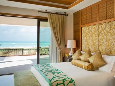 La Majestic Suite du St. Regis Saadiyat Island Resort