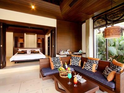 Two Bedroom Pool Villa du Vijitt Resort à Phuket