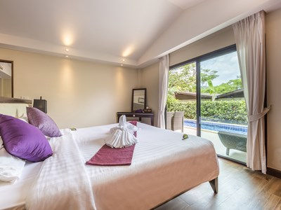 1 Bedroom Garden View Pool Villa