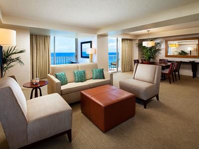 Luxury Suite de l'hôtel The Westin Maui à Hawaii