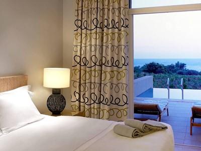 Premium Infinity Room du Westin Costa Navarino