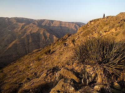 Tour du Jebel Samhan