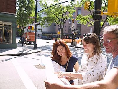 Accueil francophone à New York