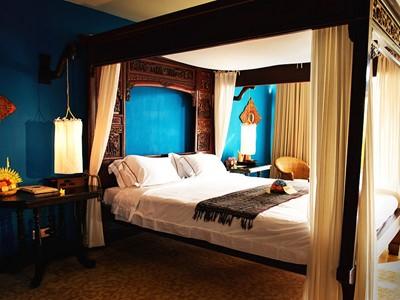 Dedari Suite de l'hôtel Tugu Bali à Tanah Lot