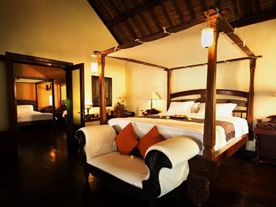 Kampoeng Suite de l'hôtel Tugu Bali à Tanah Lot