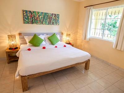 Garden Studio du Valmer Resort aux Seychelles