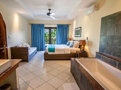 Family Villa du Valmer Resort aux Seychelles