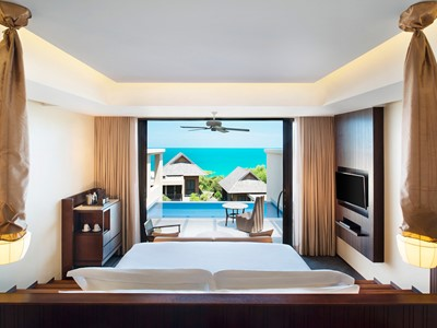 Ocean Pool Suite du Vana Belle à Koh Samui en Thaïlande
