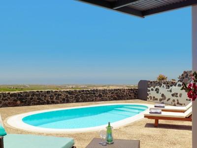 Villa Olympian de l'hôtel Vedema Resort en Grèce