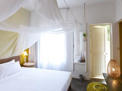 Comfort Room du Veranda Tamarin à l'île Maurice
