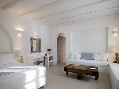 Cycladic Grand Suite du Villa Marandi Luxury Suites en Grèce
