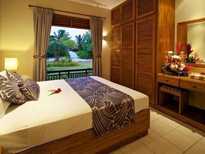 L'intérieur de la One Bedroom Villa