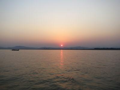 Visite de Bagan et croisière au coucher de soleil