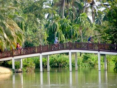 Visite de Bangkok à vélo