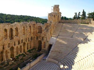Visite privée de l'Acropole, de son musée et de la Plaka à pied en compagnie d'un guide francophone