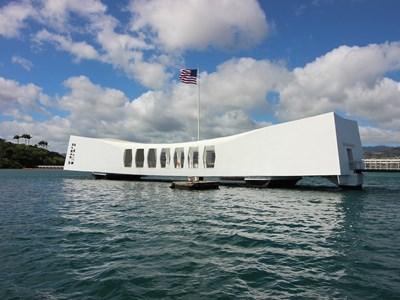 Visite du site de Pearl Harbor