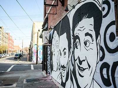 Visite guidée de Brooklyn : street art et culture hipster