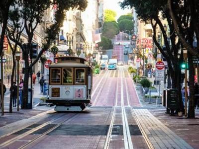 Visite guidée privative de San Francisco