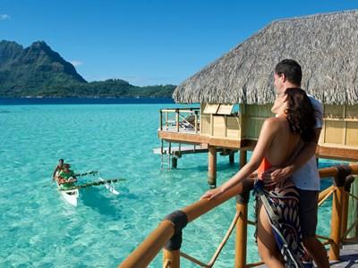 Le Bora Bora Pearl Beach, un cocon de sérénité