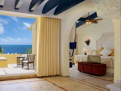 Romance Ocean Front One Bedroom Suite Terrace